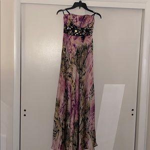 Speechless prom dress.